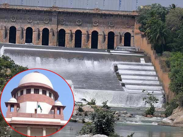 SC orders Karnataka to release 6,000 cusecs of Cauvery river water