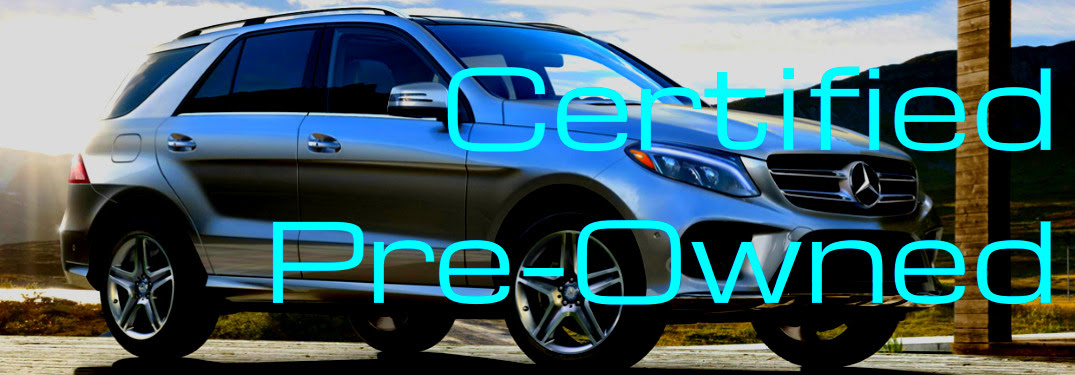 Certified Pre-Owned Mercedes-Benz Warranty Coverage