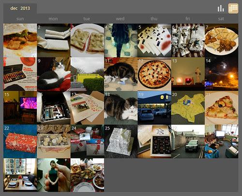 My ShutterCal - December 2013