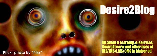 Desire2Blog