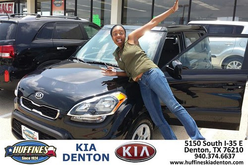 DeliveryMaxx Congratulates Andrew Gomes and Huffines KIA Denton for excellent social media engagement! by DeliveryMaxx