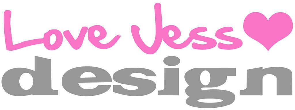 Love Jess Design Logo