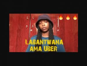 nathan blur mega  labantwana ama uber cover