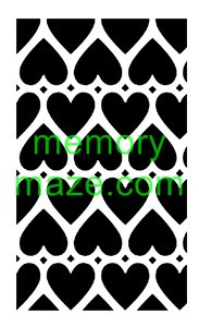Stencil,mask or template J0142 110X180   Min buy 3