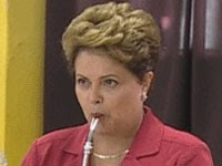 Dilma (Foto: Reprodução/RBS TV)