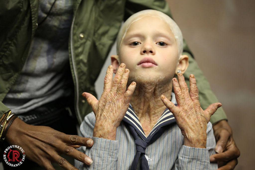 O trabalho desses artistas da maquiagem protética é tão bom que você nem acredita que é realmente maquiagem 05