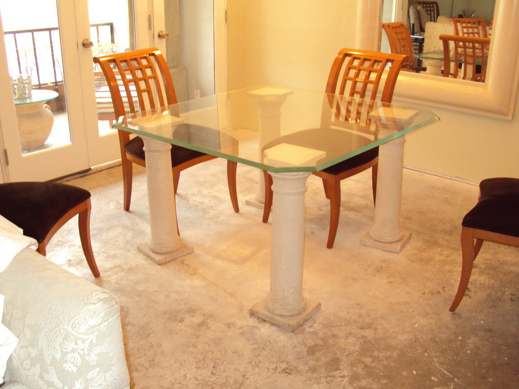 Dining Room Tables Glass