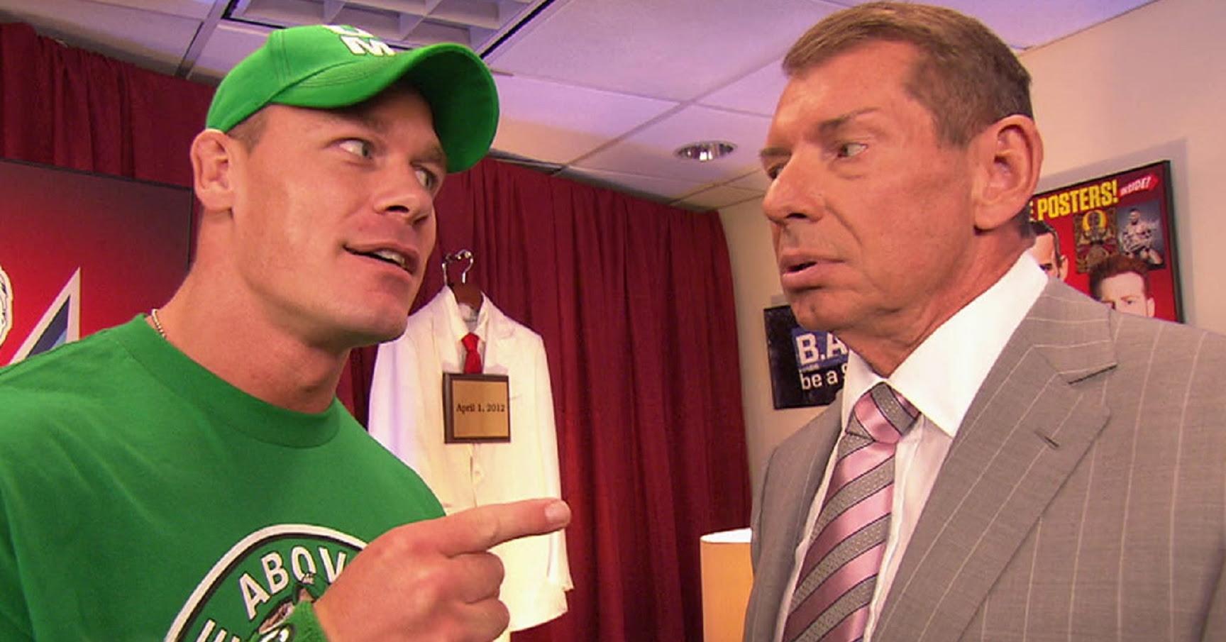 Vince McMahon zapowiedział powrót największych gwiazd
