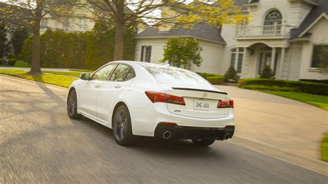 acura tlx adds sportier  spec styling   models