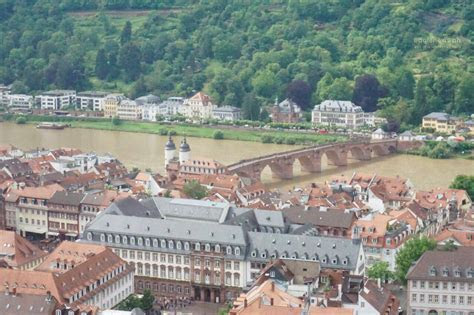 A visit to Heidelberg Castle in Germany