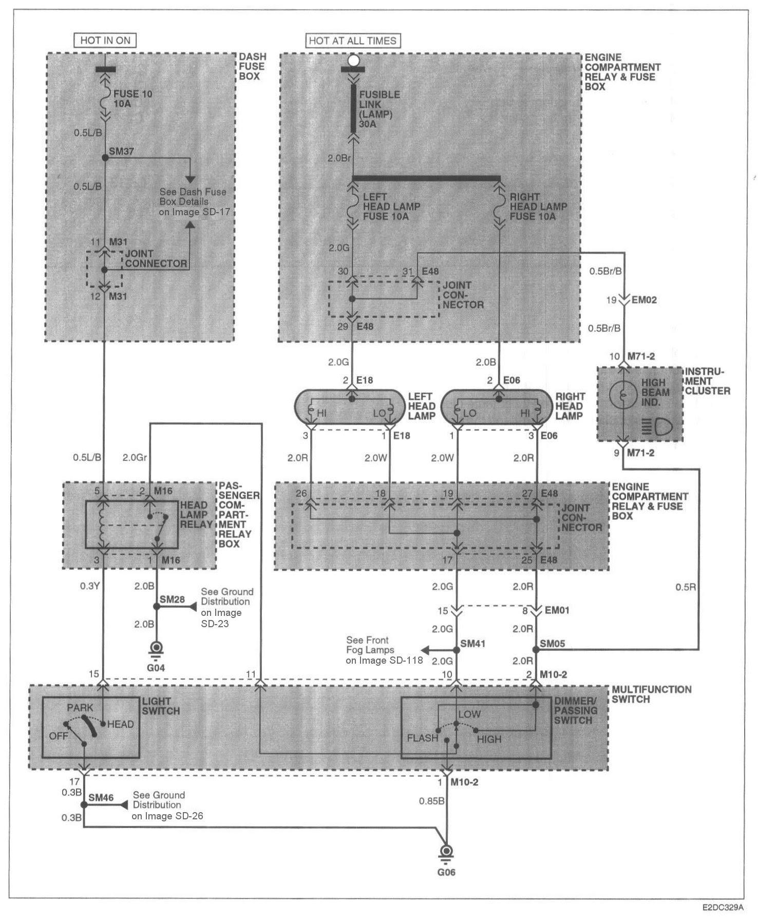 37d7 Wiring Diagram Hyundai Elantra 2002 Wiring Library