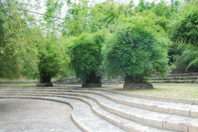 2011_0612【南投】日月潭竹石園DSC_1719