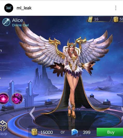 skin mobile legends ml gratis  part