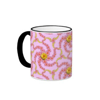 Roses for Amina Lg Any Color Mug mug
