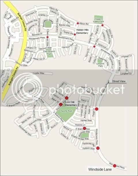 Windermere Parkway Stop Signs