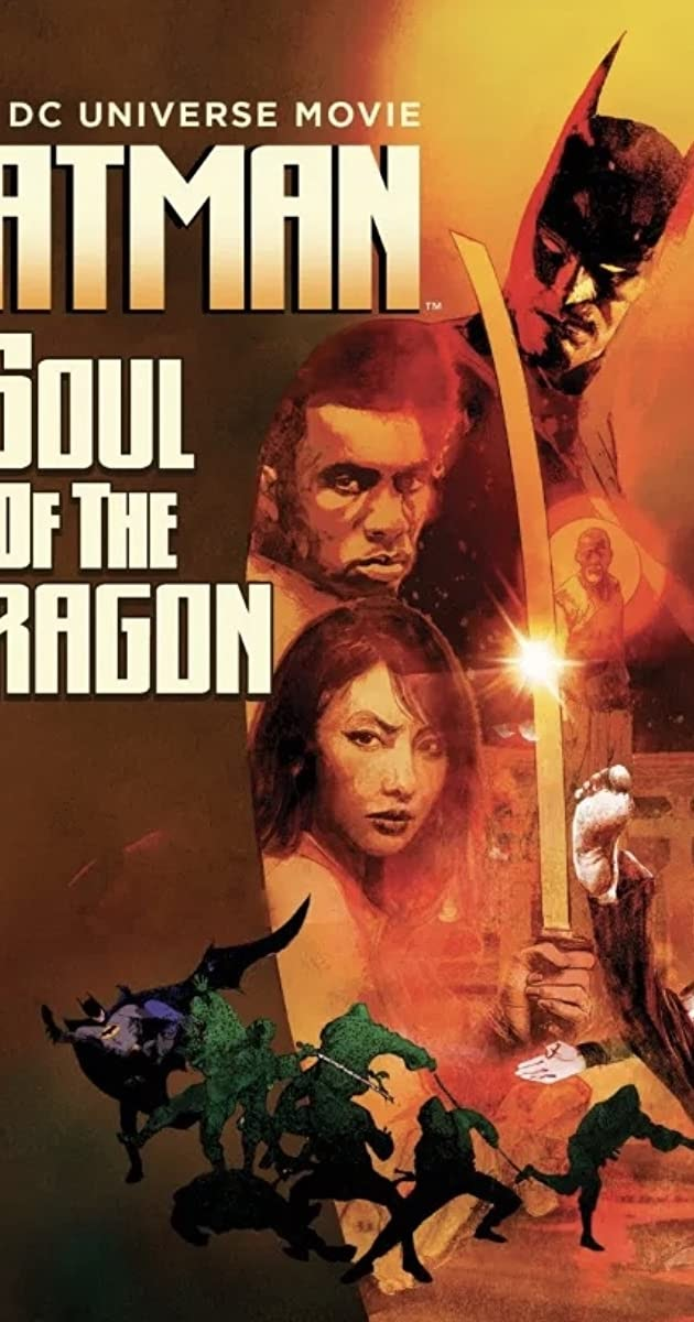 Batman: Soul of the Dragon(2021) 720p 1080p HEVC WebRip English Full Movie