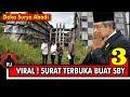 """Viral ! Surat Terbuka Buat SBY """"Jangan Ganggu Jokowi"""""""