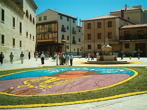 Plaza de la Catedral del Burgo de Osma