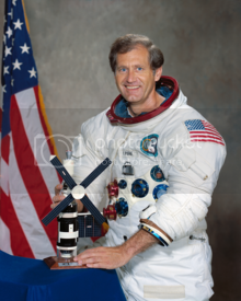 photo Astronaut William_R_Pogue