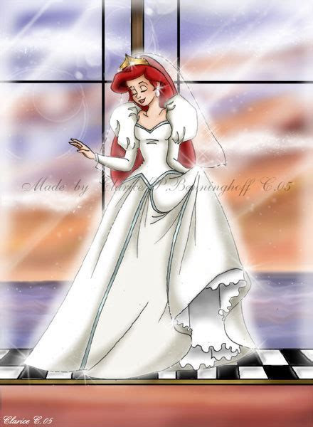 Walt Disney Fan Art   Princess Ariel   Disney Princess Fan