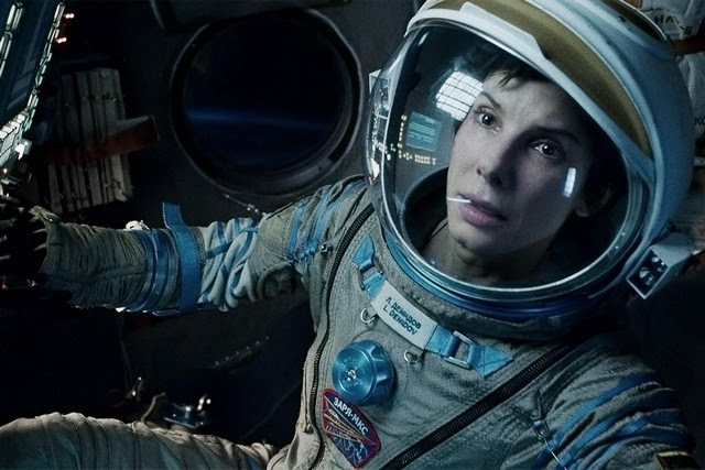 Gravity1 أكثر 20 فيلم تعرّضاً للقرصنة في 2014