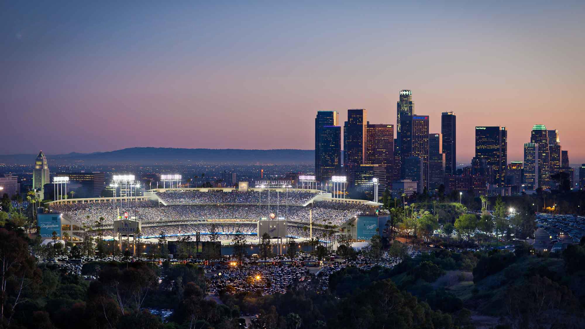 Dodgers Stadium Wallpaper 69 Images