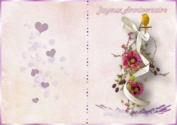 Carte Joyeux Anniversaire Adulte A Imprimer Page Lisaoycwilson Site