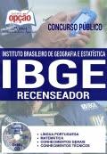 Apostila Preparatória IBGE 2017-RECENSEADOR-- Impressa 25,00-- Digital (pdf) R$15,00