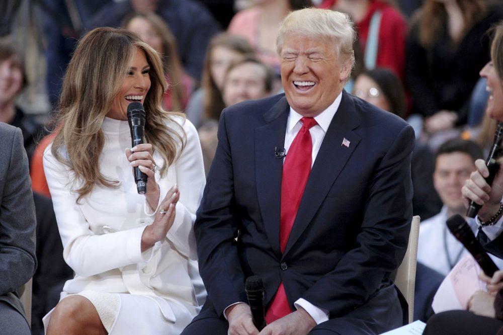 Ma photo préférée du Couple Présidentiel...