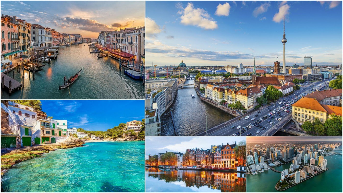 Explore our top 5 summer destinations for 2019