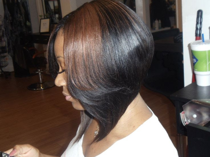 Amazing Top 10 Image Of Sew In Bob Weave Hairstyles Alice Smith Natural Hairstyles Runnerswayorg