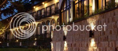 Cameron Highlands Resort night view