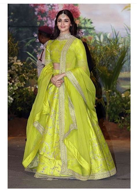 Alia on wedding Sonam Kapoor   Women clothes   Indian