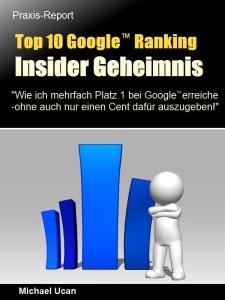 Google Ranking Insider Geheimnis