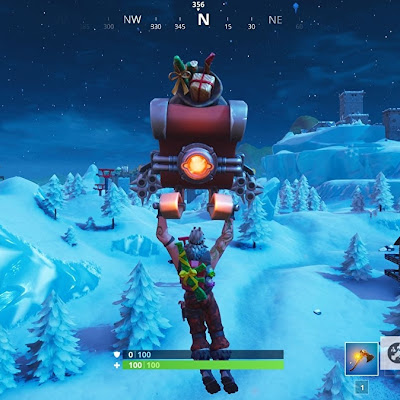 Fortnite Locations: Where To Visit Solar Array In The Desert