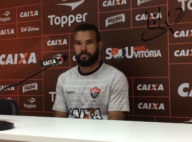 José Welison comenta risco de rebaixamento do Vitória: 'O sinal está piscando faz tempo'