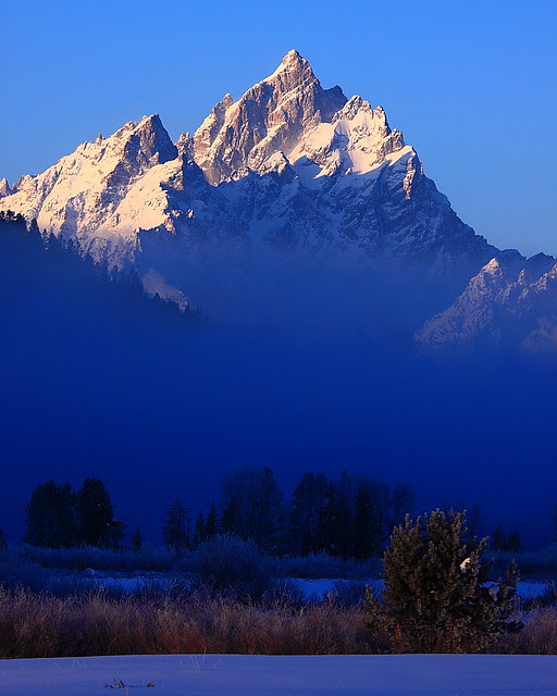 IMG_8798 Winter Morning, Grand Teton National Park