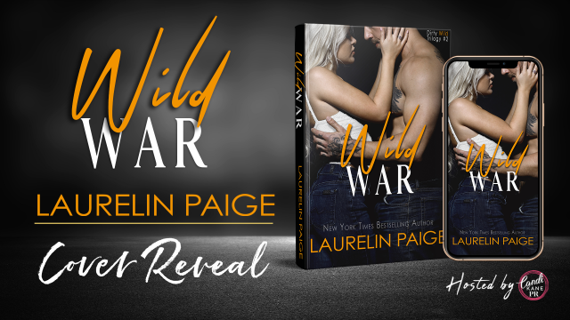 Cover Reveal: Wild War by Laurelin Paige
