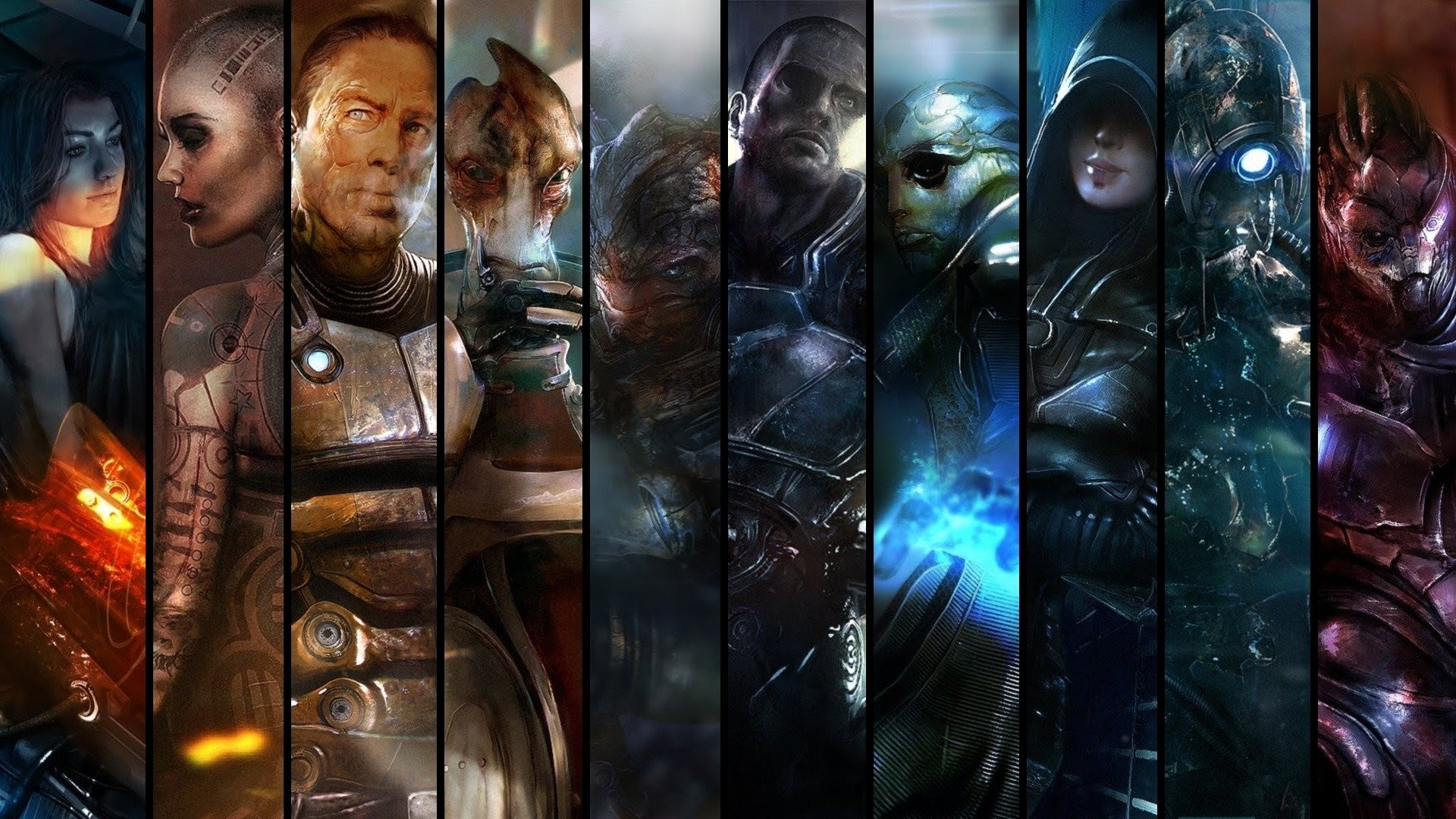 Mass Effect Wallpapers 61 Images