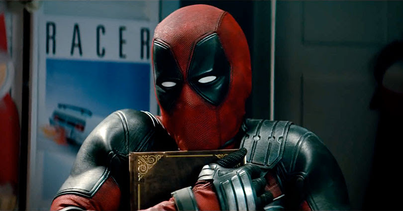 Once Upon A Deadpool Blu Ray Review Nerd Reactor