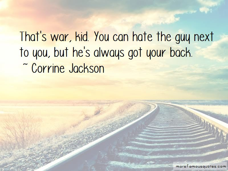 Always Got Your Back Quotes Top 42 Quotes About Always Got Your