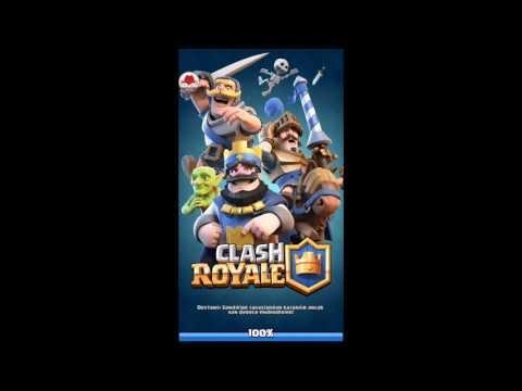 Ilk efsanevi kartım nasıl düştü Clash Royale