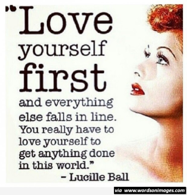 Quote love yourself short quotes - Collection Of Inspiring ...