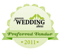 See Our Featured Work on Green Wedding Shoes