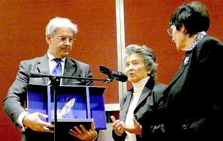 The Oriana Award
