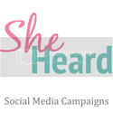 SheHeard Social Media Campaigns