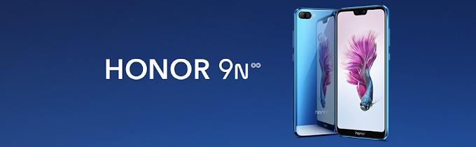 Honor 9N (Blue, 4GB RAM, 64GB Storage)  Just at Rs.9,890