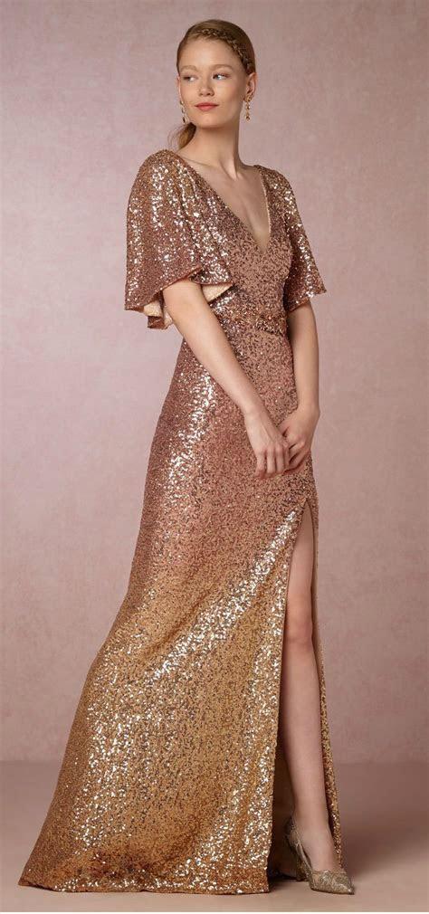 461 best Sequined & Metallic Bridesmaid Dresses images on
