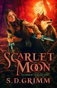 Title: Scarlet Moon, Author: S. D. Grimm