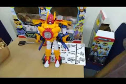 Tutorial Merakit Robot Titan - IdolMart